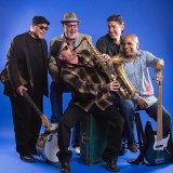 Backwater Blues Band w/ Guest Mighty Mike Schermer