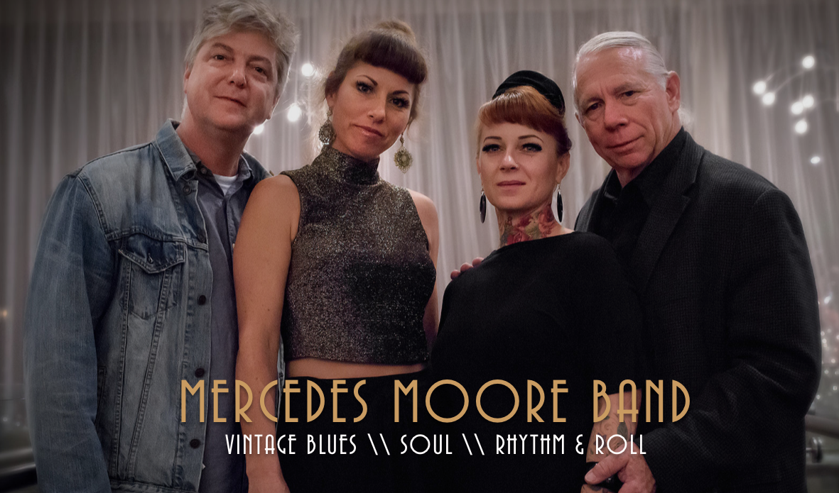 Mercedes Moore Band & Taryn Donath